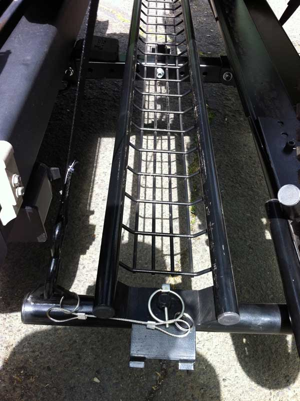 Mototote Mtx3 Motorcycle Carrier On Jeep Wrangler Review